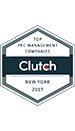 Clutch 2017 PPC Management Award