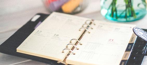 Keep Blogging Schedule Consistent