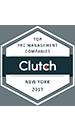 Clutch 2017 PPC Management Award